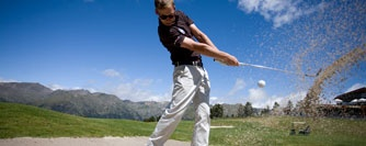 Green Fee included at Sport Hotel Hermitage & Spa...