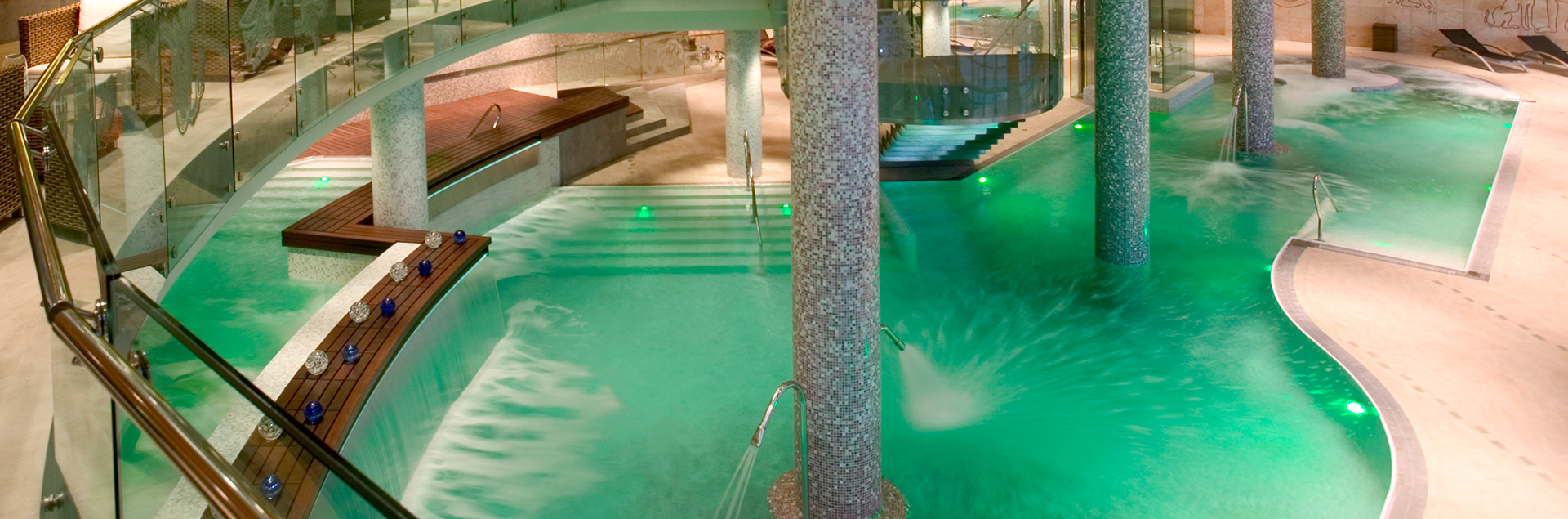 Luxury spa centre in Andorra