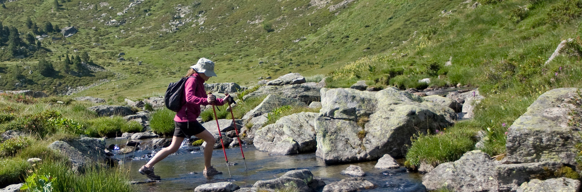 Hiking in Andorra & hotel with activities in Soldeu