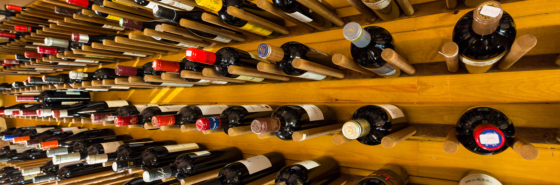 selection of the best wines of the world
