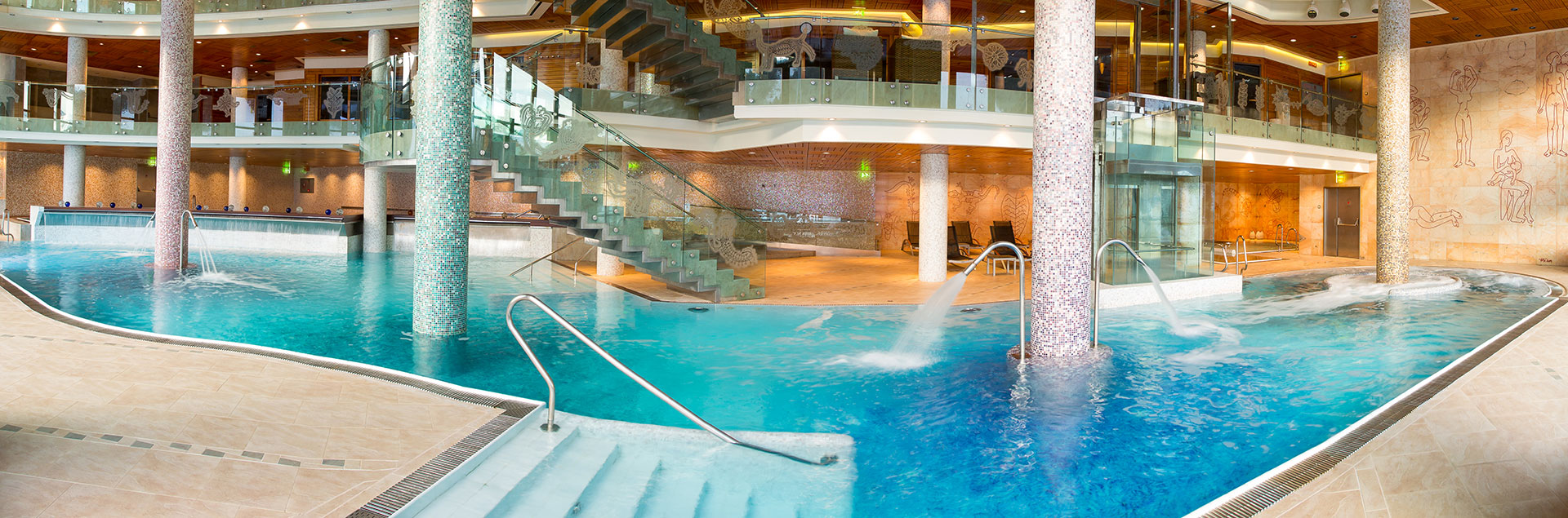 Hydrotherapy circuit sports wellness soldeu
