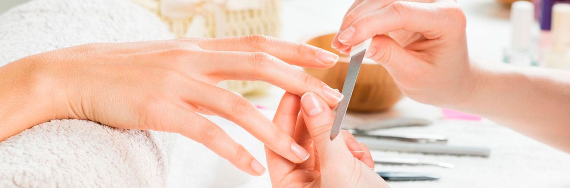 Фото ногтей для парикмахера