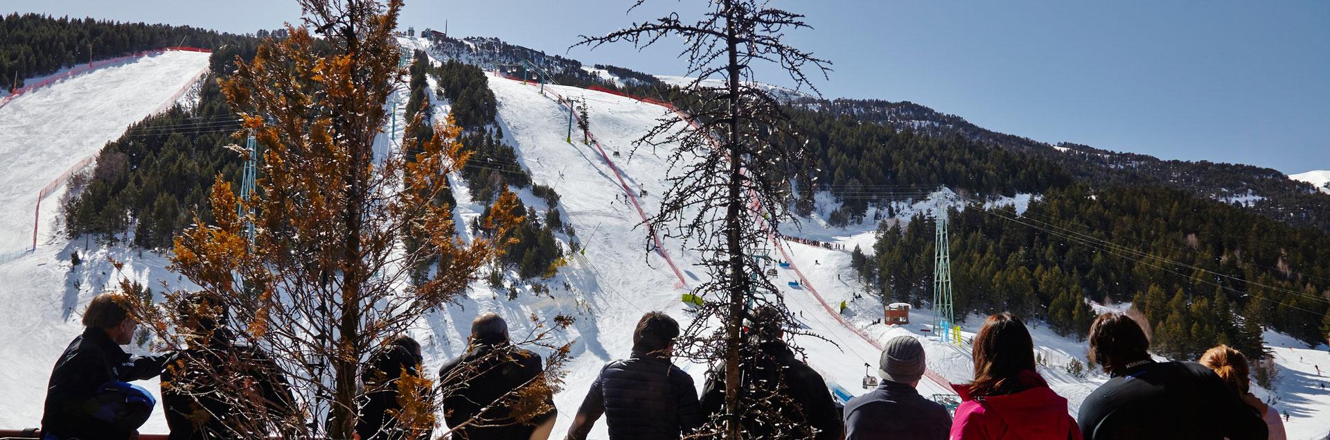 ski holiday   sport hotels andorra