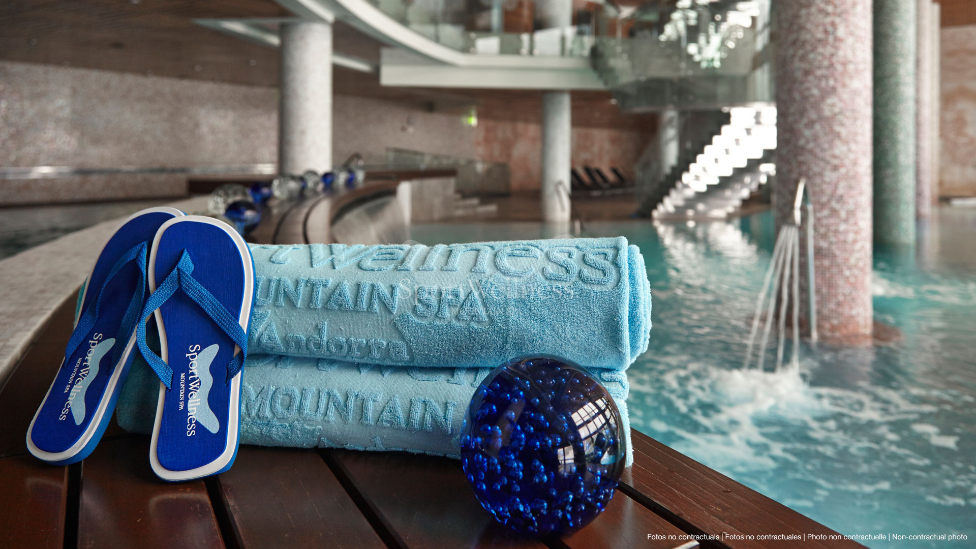 Circuito Wellness : Sport wellness mountain spa