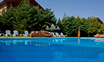 Outdoor swimming pool of Sport Hotel Resort & Spa